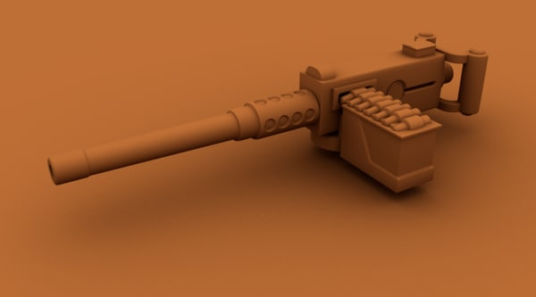 free blend model lego m2