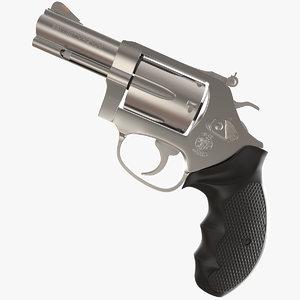 3d 357 magnum model