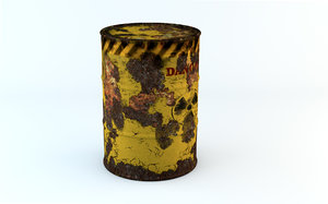 x old barrel