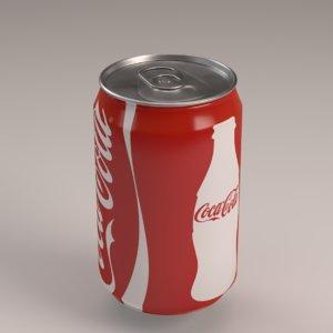 coca cola 3d 3ds