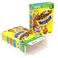 Cereal Box - Nesquik