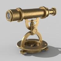 desk telescope x