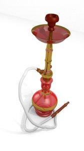 hookah smoke paphos 3d 3ds