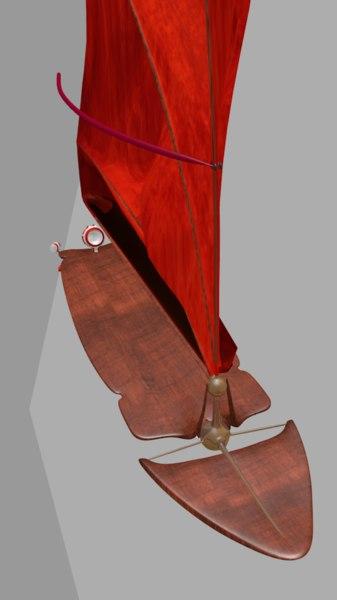 3ds sail transport