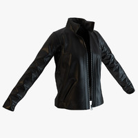 louis vuitton leather jacket 3ds