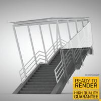3d stair design