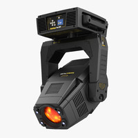 LED Moving Light SolaSpot Pro CMY