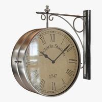 double clock max