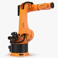 3d model of kuka robot kr 500