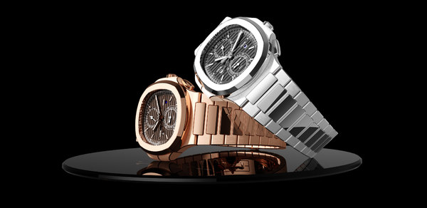 watches patek philippe nautilus 3d model