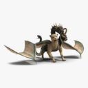 Chimera 3D models