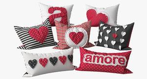 max pillows set