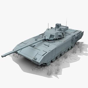 main battle tank armata obj