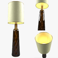 max table lamp smoke