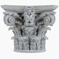 Column Capital 12