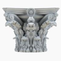Column Capital 14