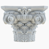 Column Capital 20