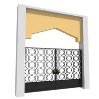 steel gate max