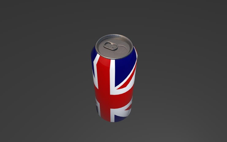 drinks 3d fbx