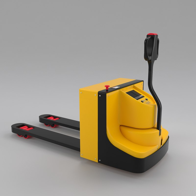 electric pallet truck max