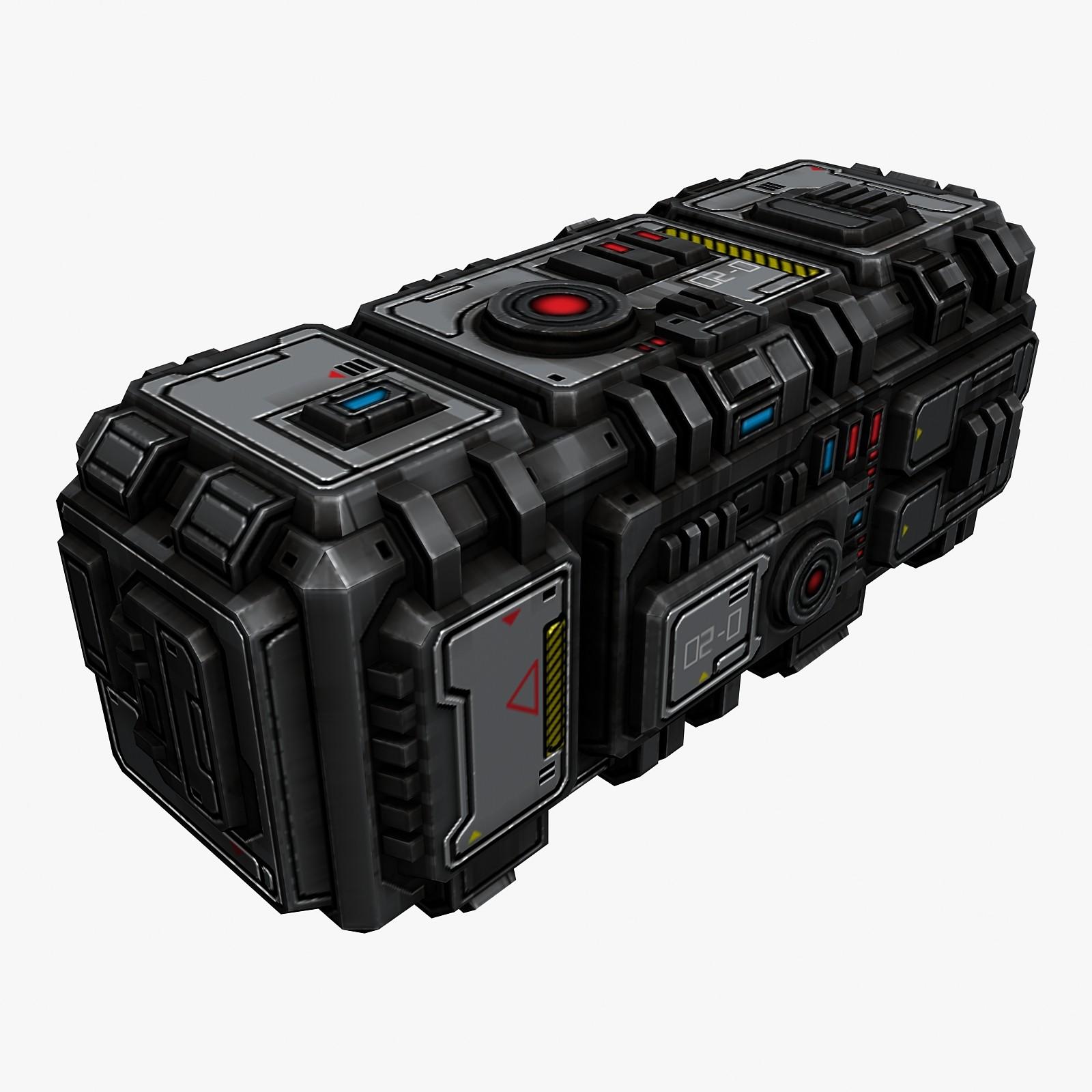 max sci fi space