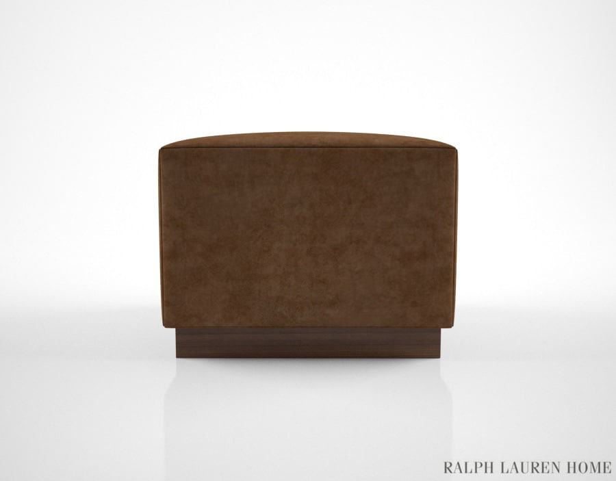 3d model ralph lauren modern hollywood