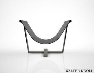 3d model walter knoll mason newspaper