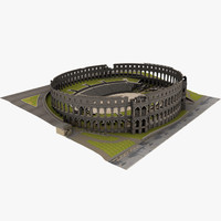 Roman Amphitheater Pula
