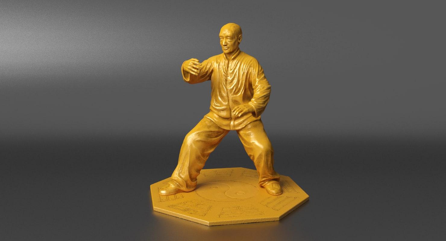 statue obj