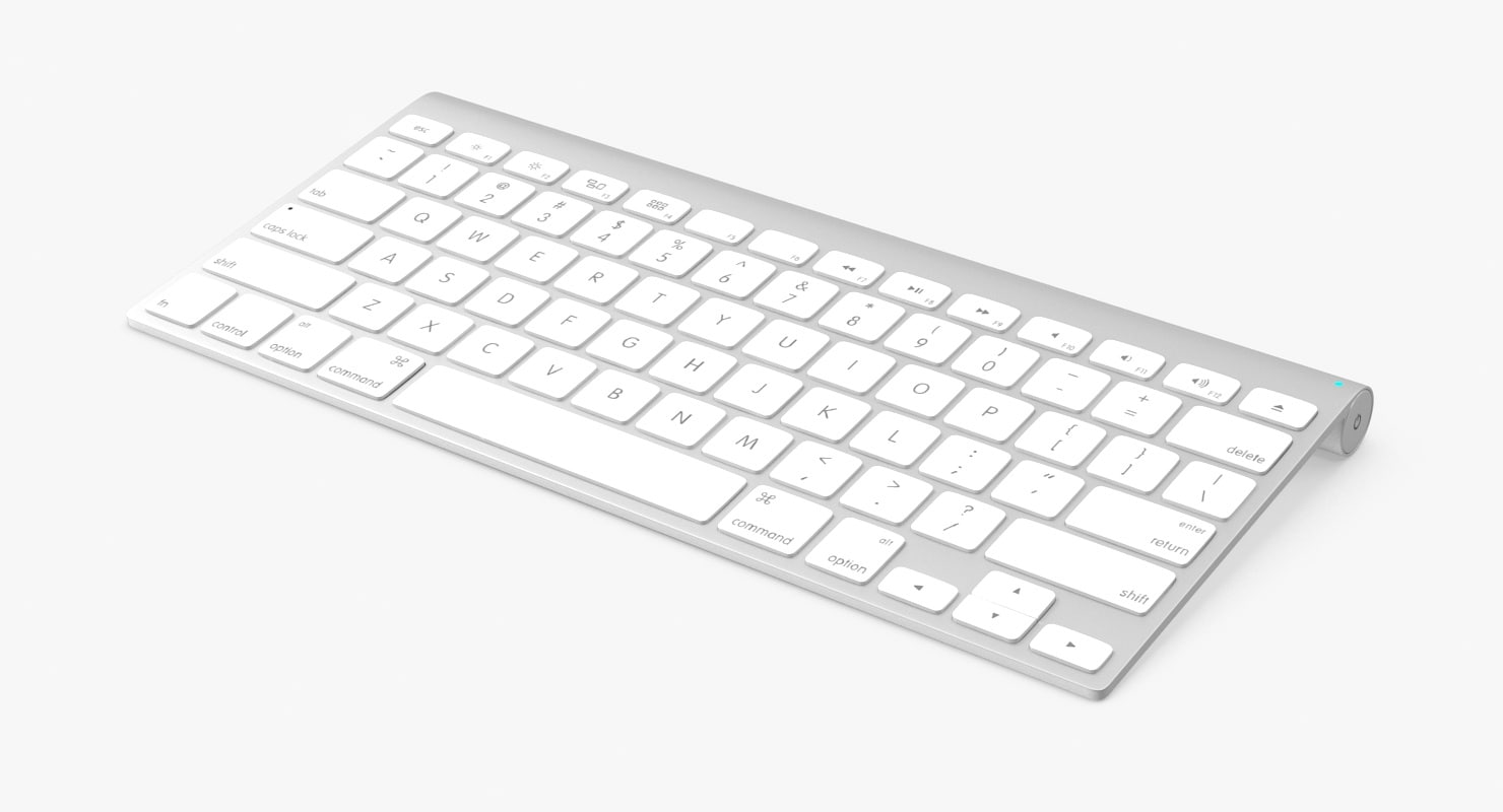 apple wireless keyboard max