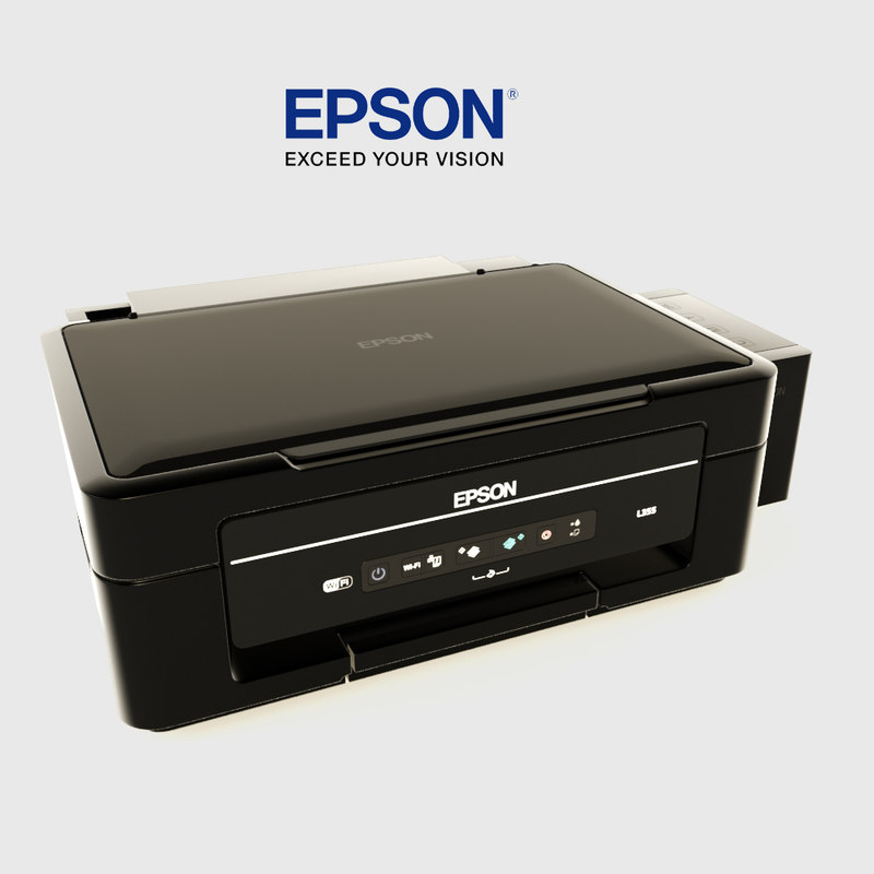 3d printer epson l355