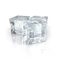 3d 3ds ice cubes