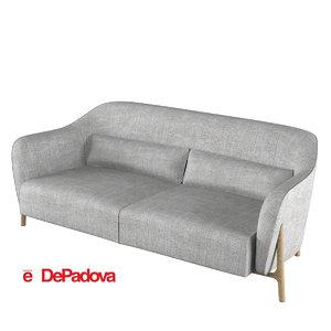 3d model sofa philippe nigro