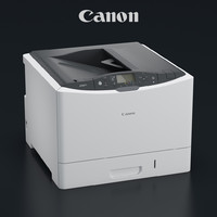 3d model laser printer canon i-sensys