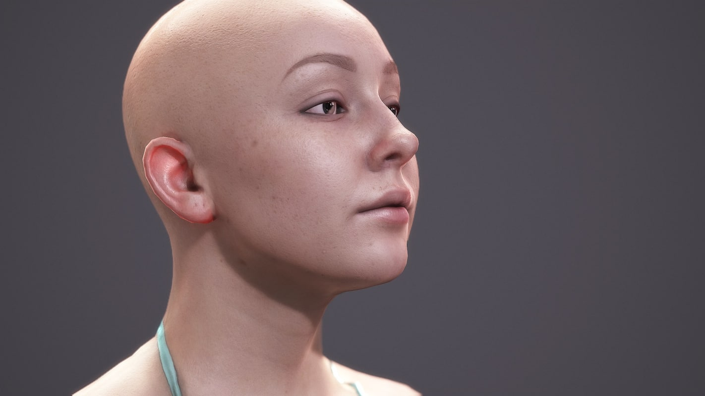 Realistic Human Body - zBrush - Source - 172FBody