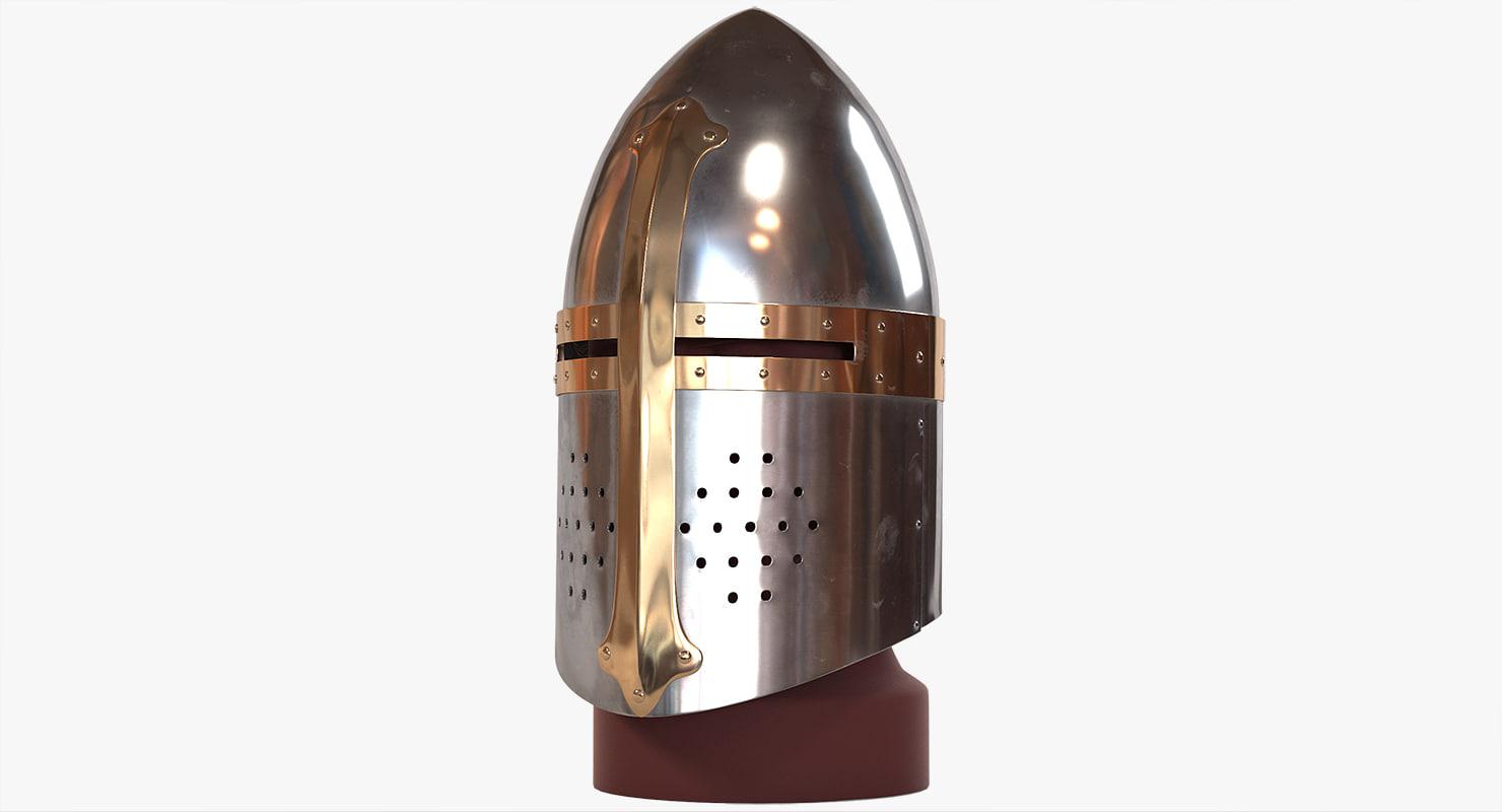 3d sugarloaf helmet