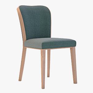 uffe tria chair 3ds