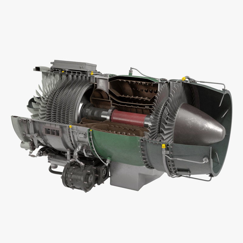 General Electric Turbocharger