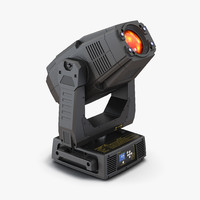 3d led stage moving light model