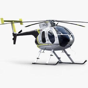 md helicopter max