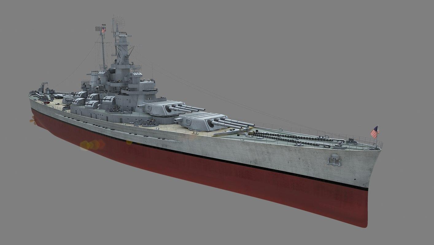 bb-59 massachusetts battleship ma