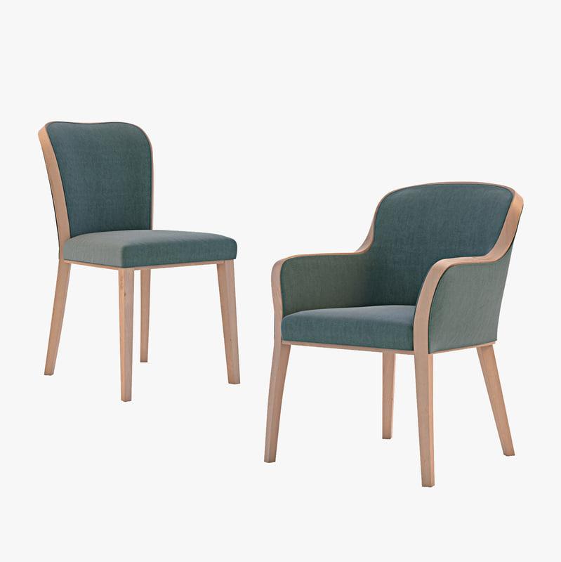 3ds chair uffe
