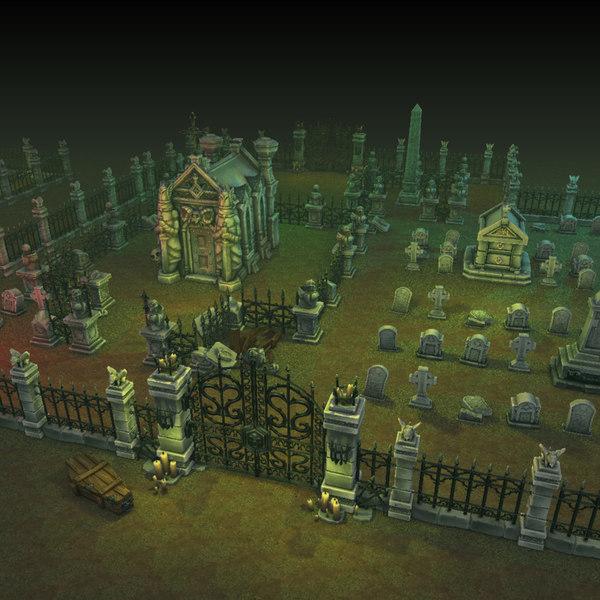 cemetery starter set tomb ma