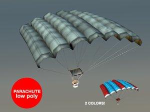 parachute sport max