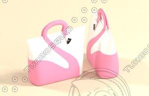 accessories 3d model