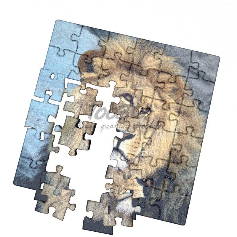 3d model puzzle 36