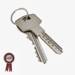 3d max keys