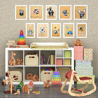 Decorative set for children 2