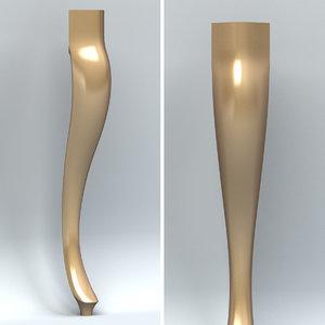 carved furniture leg max free