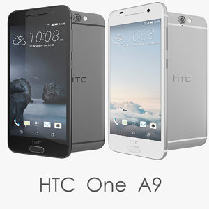 new htc a9 gray 3ds